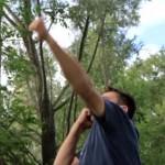 Hammerfaust nach oben
