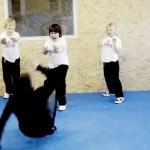 Selbstverteidigung für Kinder